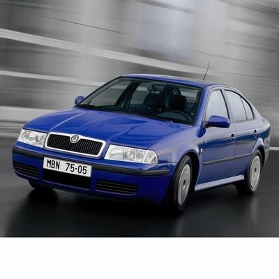 Autó izzók halogén izzóval szerelt Skoda Octavia (2001-2010)-hoz