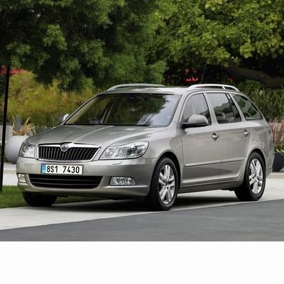 Autó izzók halogén izzóval szerelt Skoda Octavia Kombi (2008-2013)-hoz