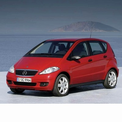 For Mercedes A (2004-2007) with Halogen Lamps
