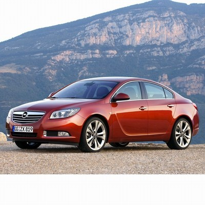For Opel Insignia Sedan (2009-2013) with Halogen Lamps