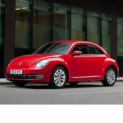 Autó izzók a 2011 utáni halogén izzóval szerelt Volkswagen New Beetle-höz