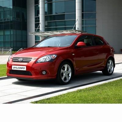 Autó izzók halogén izzóval szerelt Kia Pro Cee'd (2008-2013)-hez
