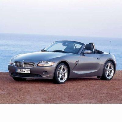Autó izzók xenon izzóval szerelt BMW Z4 (2002-2008)-hez