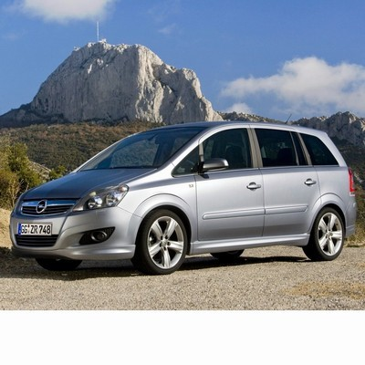 For Opel Zafira (2005-2011) with Halogen Lamps