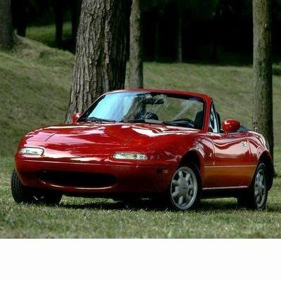 Autó izzók halogén izzóval szerelt Mazda MX-5 (1989-1998)-höz