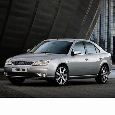 For Ford Mondeo (2000-2007) with Halogen Lamps