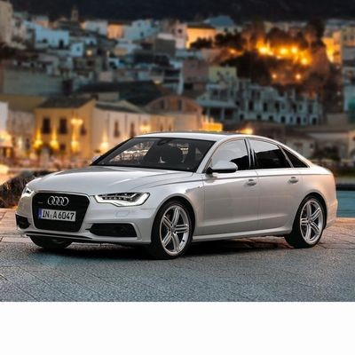 For Audi A6s (4G2) after 2011 with LED