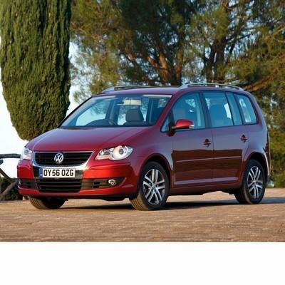 Autó izzók halogén izzóval szerelt Volkswagen Touran (2007-2010)-hoz