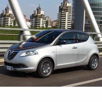Autó izzók a 2011 utáni bi-xenon fényszóróval szerelt Lancia Ypsilon-hoz