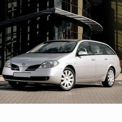 For Nissan Primera Kombi (2002-2008) with Halogen Lamps