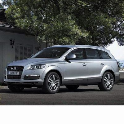 For Audi Q7 (2006-2009) with Halogen Lamps