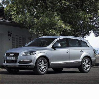 Autó izzók halogén izzóval szerelt Audi Q7 (2006-2009)-hez