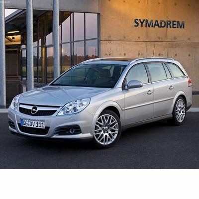 Autó izzók halogén izzóval szerelt Opel Vectra C Kombi (2006-2008)-hoz