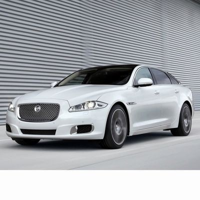 For Jaguar XJ after 2009 with Bi-Xenon Lamps