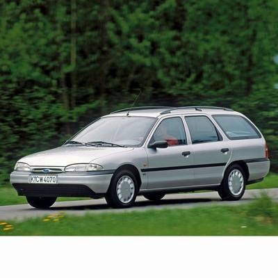 Autó izzók halogén izzóval szerelt Ford Mondeo Kombi (1992-1996)-hoz