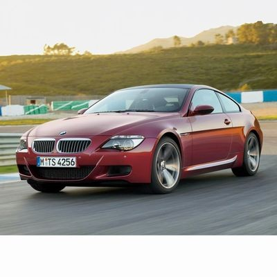 BMW M6 (E63) 2005 autó izzó