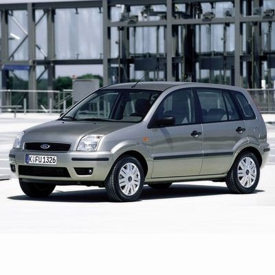 Ford Fusion (2002-2012)