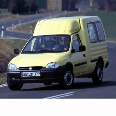 Autó izzók halogén izzóval szerelt Opel Combo (1994-2001)-hoz