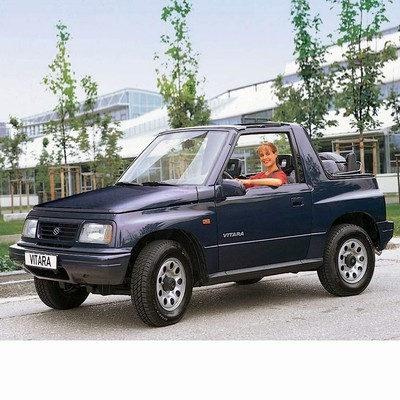 For Suzuki Vitara (1988-1998) with Halogen Lamps