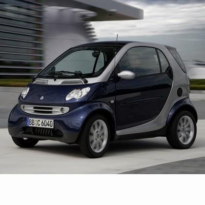 Autó izzók halogén izzóval szerelt Smart Fortwo (2002-2007)-hoz