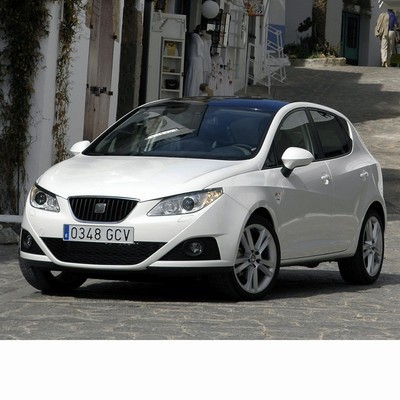 For Seat Ibiza after 2008 with Halogen Lamps
