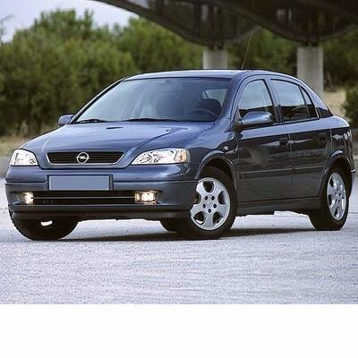 Autó izzók xenon izzóval szerelt Opel Astra G (1998-2004)-hez