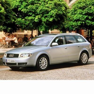 Autó izzók xenon izzóval szerelt Audi A4 Avant (2001-2002)-hoz