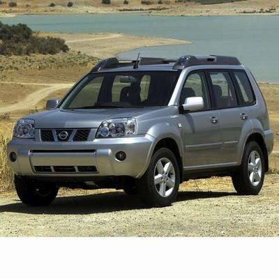 Autó izzók xenon izzóval szerelt Nissan X-Trail (2003-2007)-hez