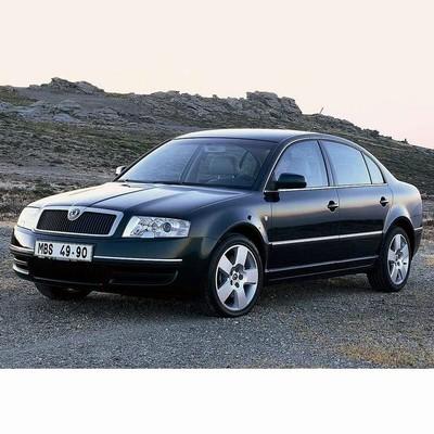 Skoda Superb (2001-2008) autó izzó
