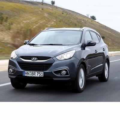 Autó izzók a 2009 utáni halogén izzóval szerelt Hyundai ix35-höz
