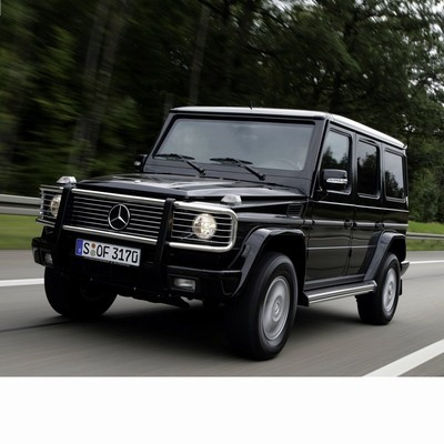 For Mercedes G after 1990 with Halogen Lamps