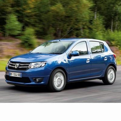 Dacia Sandero (2012- ) autó izzó