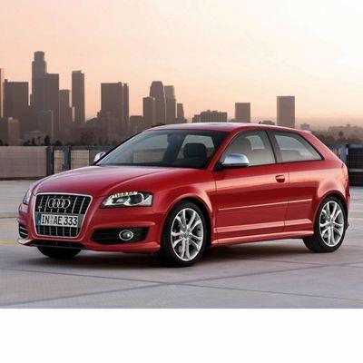 Autó izzók halogén izzóval szerelt Audi S3 (2009-2012)-hoz