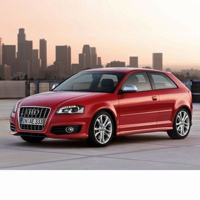 For Audi S3 (2009-2012) with Halogen Lamps