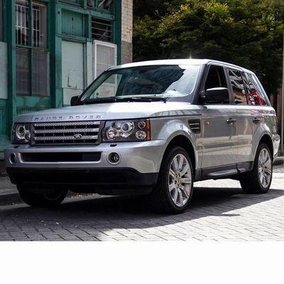 Autó izzók bi-xenon fényszóróval szerelt Range Rover Sport (2005-2009)-hoz
