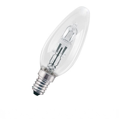 Osram E14 Candle Halogen Lamps