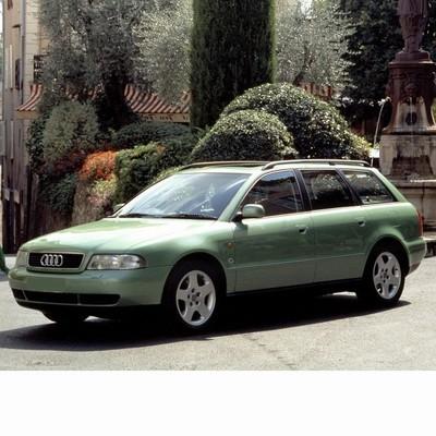 Autó izzók halogén izzóval szerelt Audi A4 Avant (1994-1998)-hoz