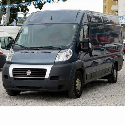 For Fiat Ducato after 2006 with Halogen Lamps