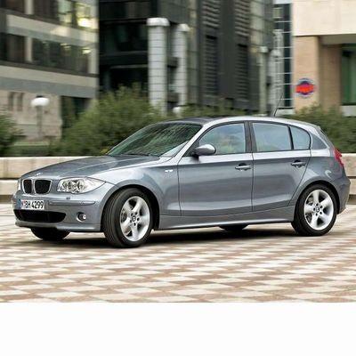 Autó izzók halogén izzóval szerelt BMW 1 (2004-2006)-hez