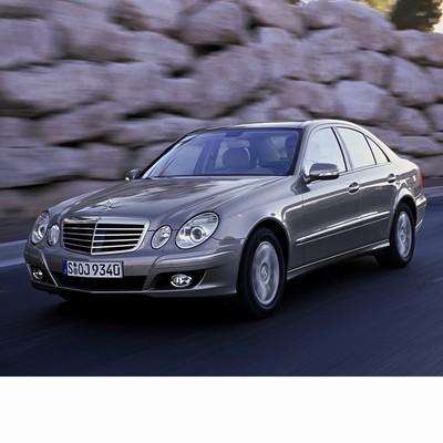 Autó izzók bi-xenon fényszóróval szerelt Mercedes E Sedan (2006-2009)-hoz