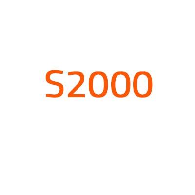 Honda S2000 autó izzó