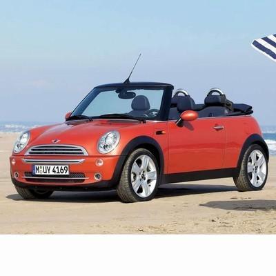 For Mini Mini Cabrio (2004-2007) with Halogen Lamps