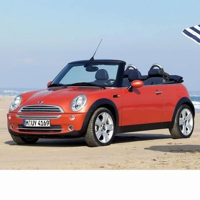 For Mini Mini Cabrio (2004-2007) with Halogen Lamps