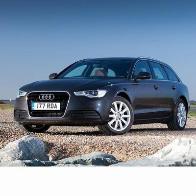 Autó izzók a 2011 utáni ledes fényszóróval szerelt Audi A6 Avant (4G5)-hoz