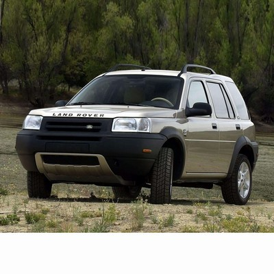 For Land Rover Freelander (1998-2006) with Two Halogen Lamps