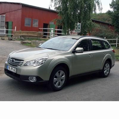 Autó izzók halogén izzóval szerelt Subaru Outback (2009-2014)-hez