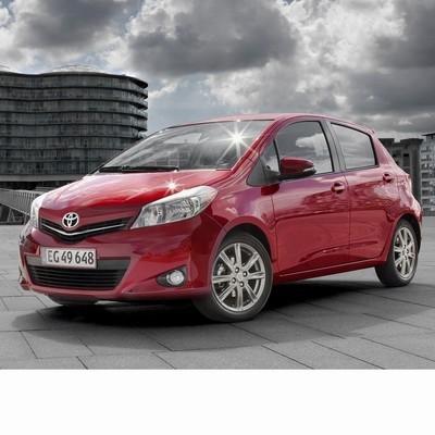 Autó izzók a 2010 utáni halogén izzóval szerelt Toyota Yaris-hoz