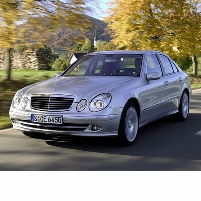 For Mercedes E Sedan (2002-2009) with Halogen Lamps