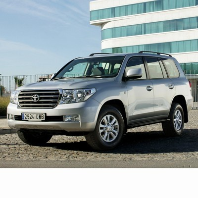 Toyota Land Cruiser (2008-)