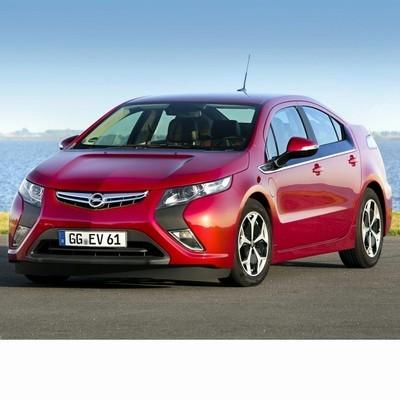 Autó izzók a 2011 utáni halogén izzóval szerelt Opel Ampera-hoz